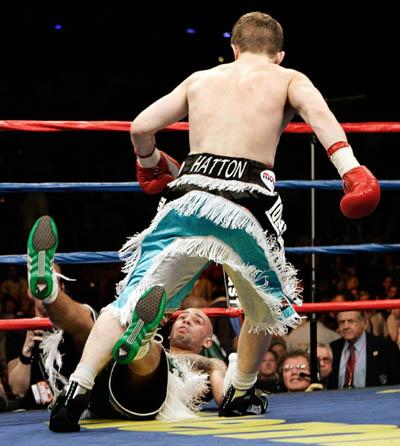 WBA wekterweight clash