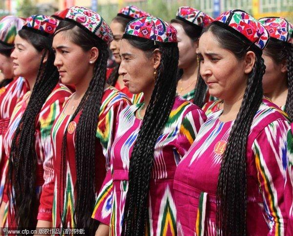 40++ Xinjiang china women terbaru