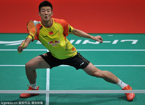 China Sweeps Indonesia To Reach Quarters At Sudirman Cup Sports Chinadaily Com Cn
