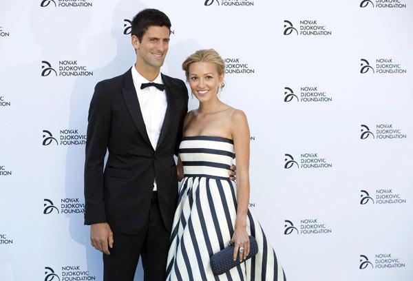 Djokovic Announces Engagement To Girlfriend 1 Chinadaily Com Cn
