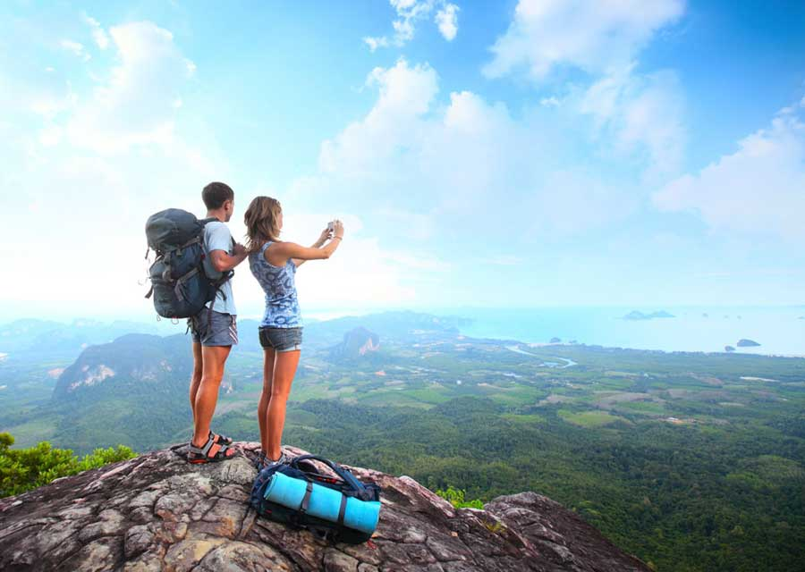 10 things couples can do together while traveling[1]- Chinadaily.com.cn