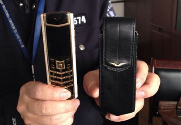 Smartphone News: Two-Faced Phones and Diamond Phones