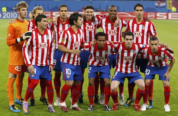 欧联杯:弗兰加时绝杀富勒姆 马竞2:1夺冠