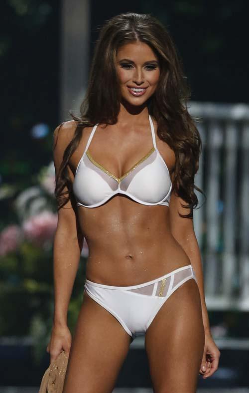 Cameltoe miss Miss America