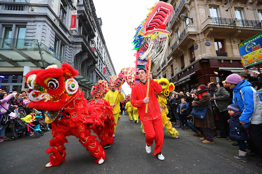 People Across The World Get A Taste Of Chinese Spring Festival 6 Chinadaily Com Cn